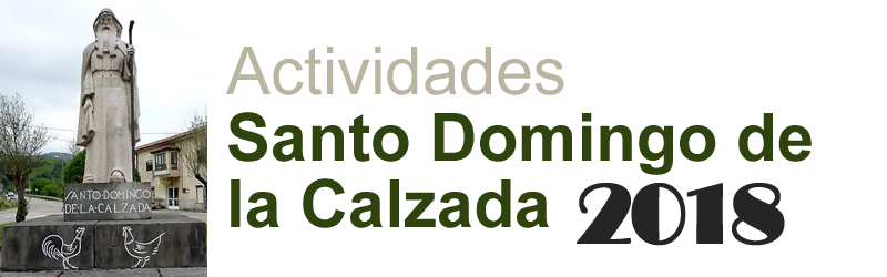 Sevilla | Acto cultural y Comida Santo Domingo de la Calzada 2018