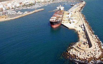 Reunión con la Directora Gerente de la Agencia Pública de Puertos de Andalucía