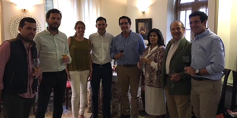 Una treintena de colegiados celebra Santo Domingo en Córdoba