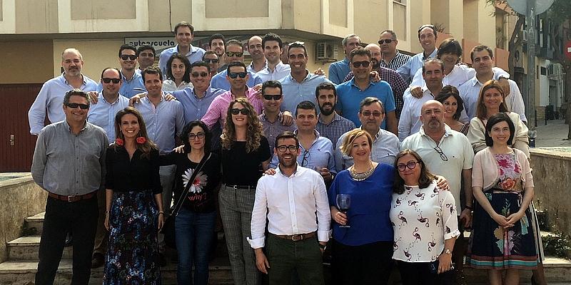 Completo fin de semana familiar para conmemorar a nuestro Patrón en Almería