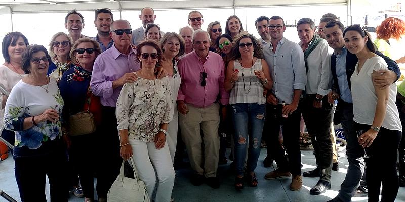 Huelva vive un Santo Domingo muy marinero