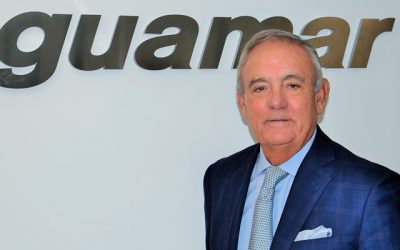 Antolín Martín Rubio, presidente de GUAMAR, Ingeniero del Año de Málaga
