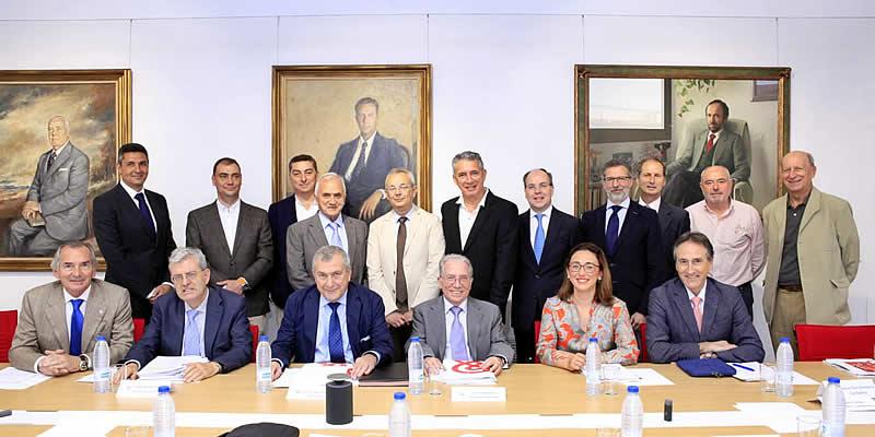 El Consejo General del Colegio aprueba el Reglamento Económico y Financiero y el Código Deontológico