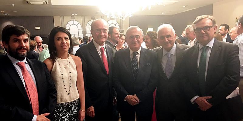 Se cierra una etapa de cuarenta años dedicado como ingeniero de caminos a Málaga