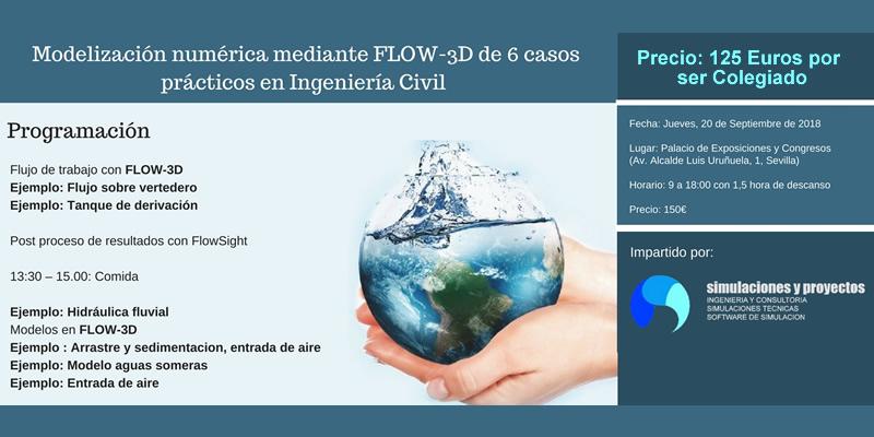 Sevilla. Jornada Técnica de simulación FLOW3D – Simulaciones y Proyectos
