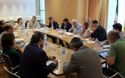 Ingenieros de Caminos y Arquitectos se unen por primera vez para trabajar por el futuro de Andalucía