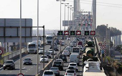 Los ingenieros apuestan por hacer un segundo puente junto al del Centenario
