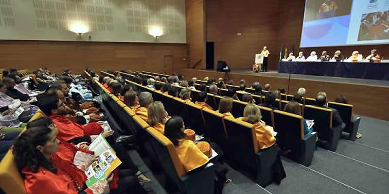 Presentes en la inauguración del curso de Loyola Andalucía 2018-2019