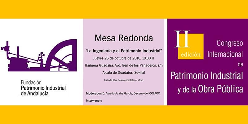Sevilla. II Congreso Internacional de Patrimonio Industrial y de la Obra Pública