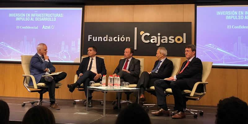 """Pendientes del pulso del sector en el Foro de """"Inversión en Infraestructuras: un impulso al desarrollo"""""""
