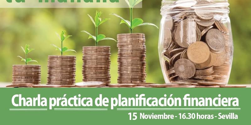 Sevilla. Charla práctica de Planificación Financiera