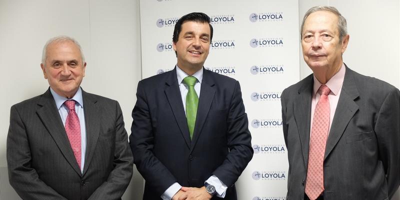 Caminos Andalucía y la Universidad Loyola amplían su convenio de colaboración