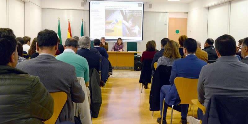 La Demarcación realiza sus aportaciones al futuro Plan de Residuos no Peligrosos de la provincia de Sevilla