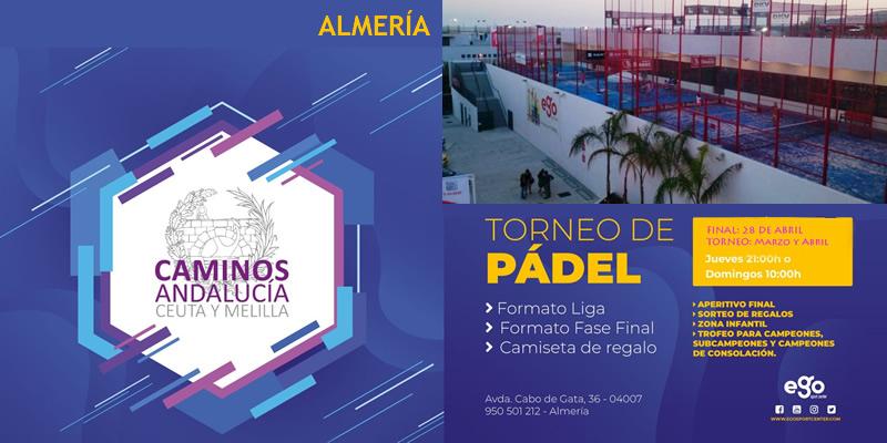 Almería | Torneo de Pádel 2019