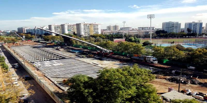 Sevilla | Visita técnica al Tanque de Tormentas de Kansas City