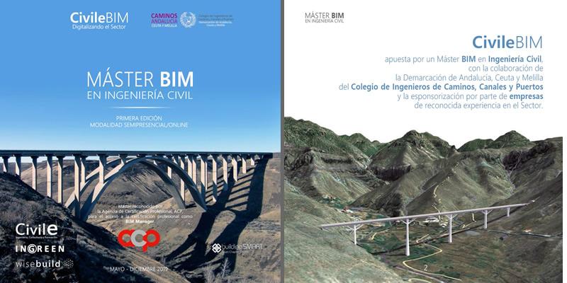 Sevilla. Máster «BIM en Ingeniería Civil» (MAY 2019-DIC 2019)
