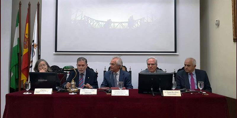 El Decano aboga por la conservación y restauración de nuestro patrimonio en Andalucía
