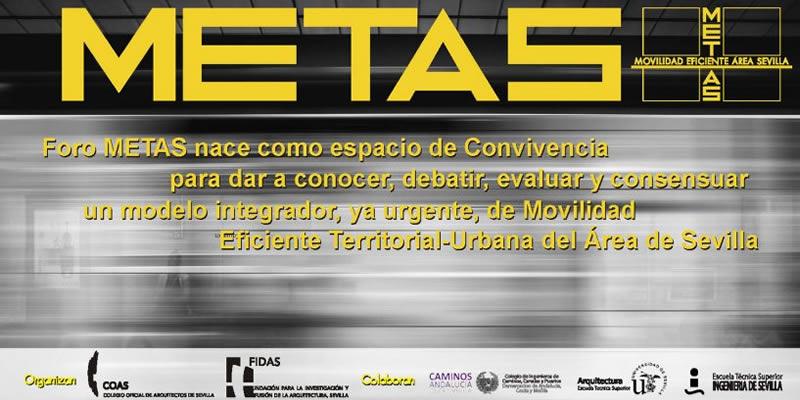 Sevilla. Inauguración del Foro METAS de Movilidad Eficiente en el Área de Sevilla