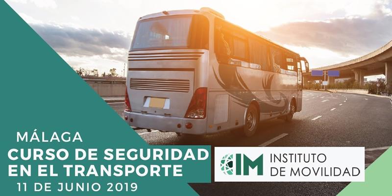 Málaga. Curso de «Seguridad en el Transporte»