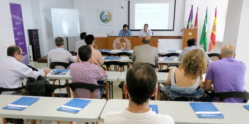 ANEBP colabora con Caminos Andalucía para aumentar los conocimientos de los ingenieros sobre la actividad subacuática