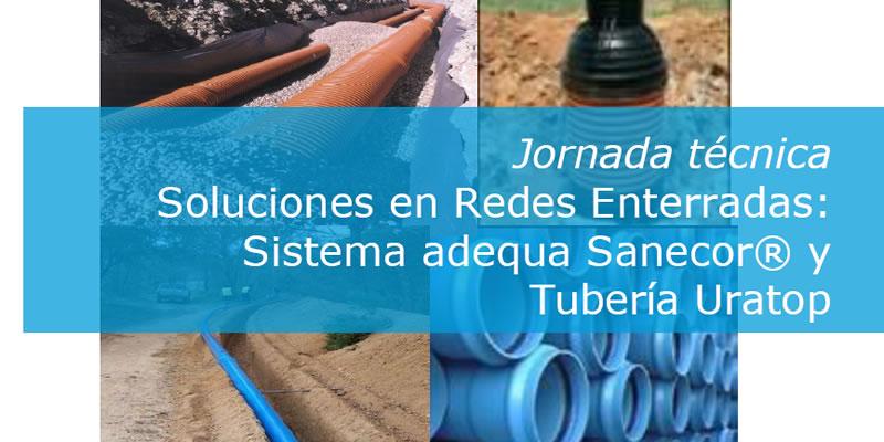 Granada. Jornada técnica «Soluciones en Redes Enterradas»