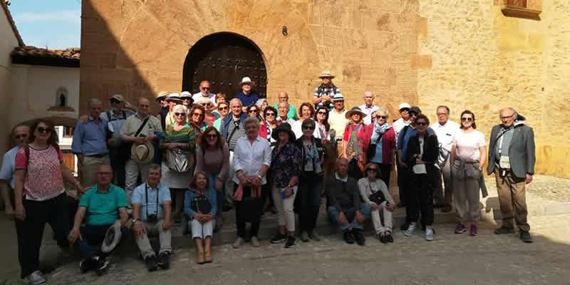 Teruel y Zaragoza se brindan a los pasos de los ingenieros de caminos de Sevilla