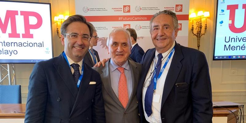 Participación andaluza en el V Foro Global de Ingeniería y Obra Pública celebrado en Santander