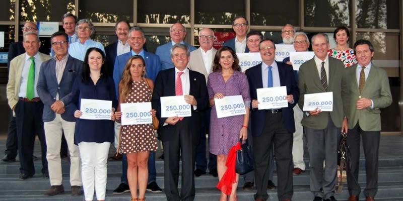 250.000 profesionales andaluces reclaman más participación en los asuntos públicos