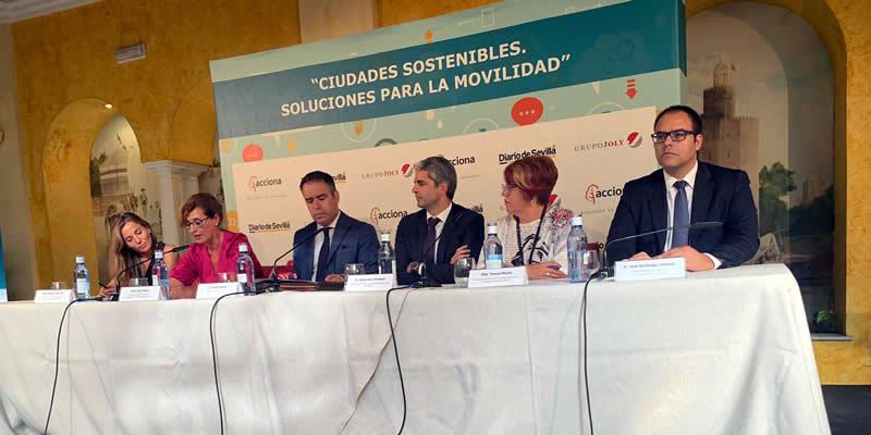 Nos interesamos por las soluciones a la movilidad en Sevilla