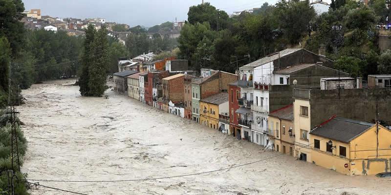 Luis Moral: «Todas las obras de infraestructuras del agua se hacen con una previsión de 500 años»