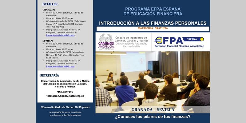 V Edición Programa EFPA – Formación Financiera