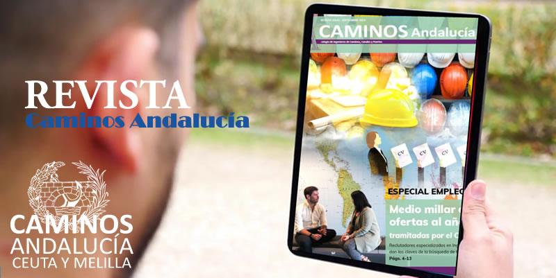 Disponible la revista de Caminos Andalucía JUL SEP 2019
