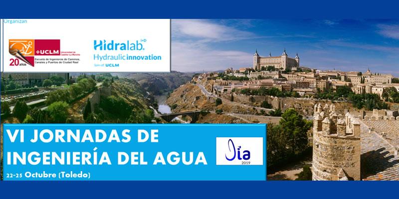 VI Jornadas de Ingeniería del Agua. Foro Innovación e Ingeniería del Agua