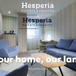 Hoteles HESPERIA (Córdoba- Granada- Sevilla)