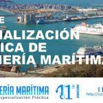 """Módulo C: """"Ingeniería de Costas"""", del Curso de Especialización Práctica de Ingeniería Marítima"""