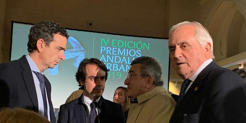 Entregados los IV Premios Andalucía de Urbanismo en los que la Demarcación actúa como jurado