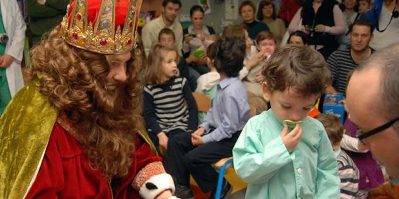 Almería | Cartas con SSMM los Reyes Magos 2020