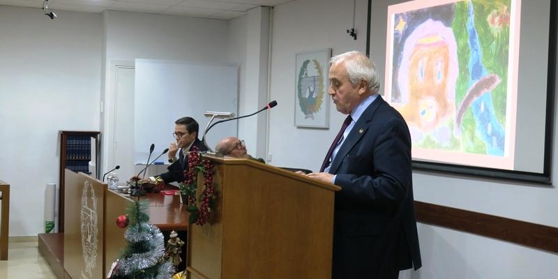 Ganador y segundo premio del VI Concurso de Christmas Caminos Andalucía