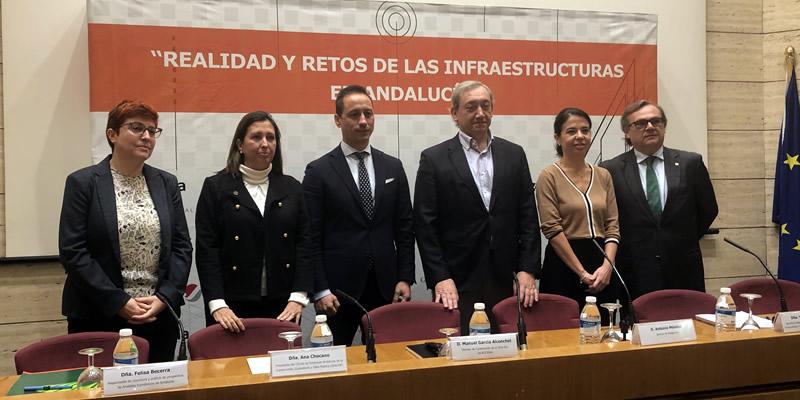 Reivindicamos una «planificación de infraestructuras en Andalucía con apellido, el del compromiso» de todos los partidos con plazos y fondos