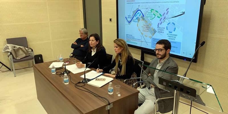 El Plan Estratégico Almería 2030 en el que se integra el Colegio presenta el documento de alternativas y entra en fase de participación pública
