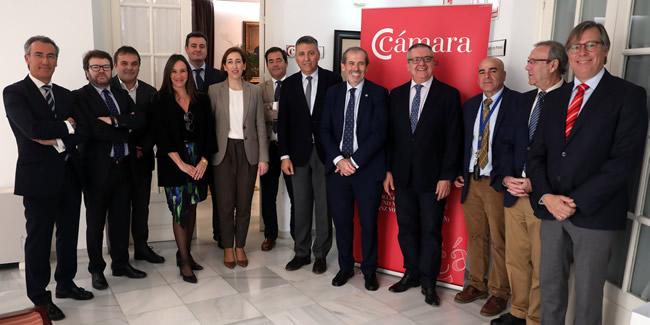 Constituido el Consejo Superior Arbitral de la Corte de Arbitraje de la Cámara de Málaga