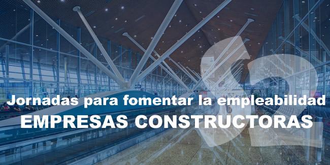 Granada | Jornada para fomentar la empleabilidad. Empresas Constructoras