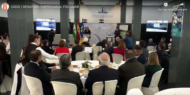 El Decano en la cita para analizar el papel de las zonas francas iberoamericanas como una oportunidad de negocio