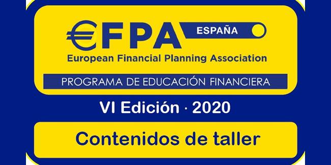 Jornadas de Formación en Asesoramiento Financiero. Programa EFPA Online