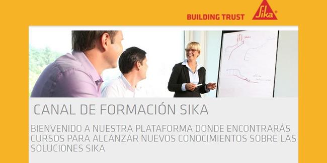 Cursos de Formación Online SIKA
