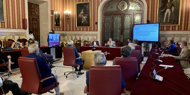 Implicados con la reactivación de la inversión en Sevilla