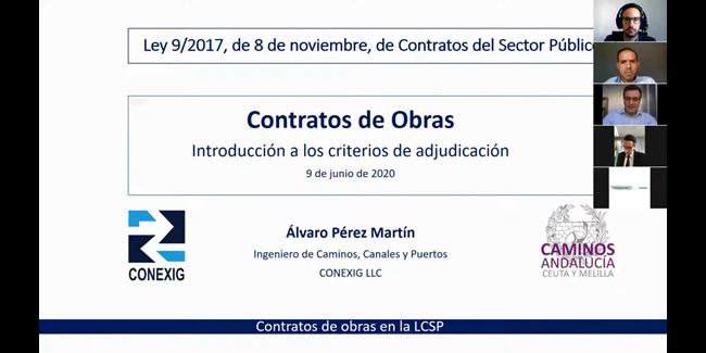Contratos de Obras Públicas: Por más inversión, transparencia y calidad