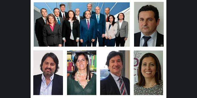 Andalucía sale reforzada con una relevante representación en los órganos de Gobierno nacionales