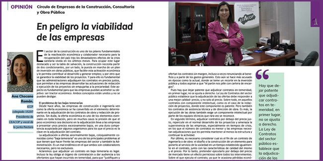 ESPECIAL BAJAS TEMERARIAS: «En peligro la viabilidad de las empresas»