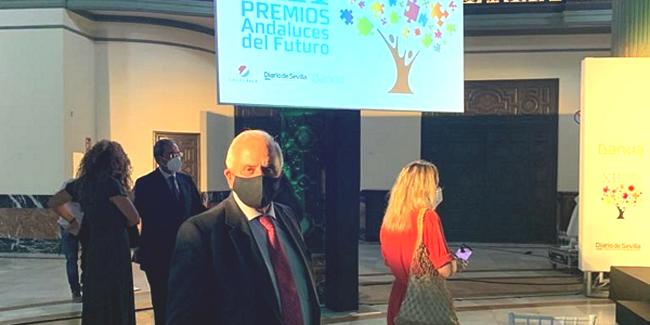 Apoyando a los jóvenes andaluces que despuntan en su desempeño profesional